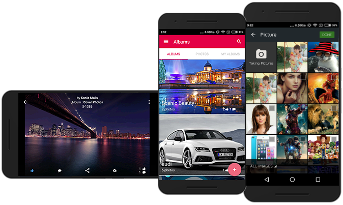Android Mobile Application   SocialEngineAddOns